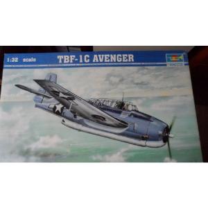TBF - 1C AVENGER TRUMPETER