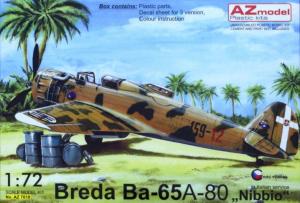Breda Ba.65A-80 'Nibbio'