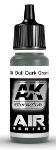 DULL DARK GREEN