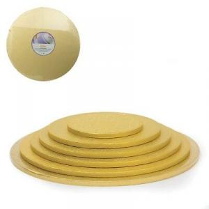 Cakeboard oro Decora 26 cm