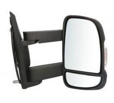 Specchio destro elettrico  braccio lungo Fiat Ducato, 735661846