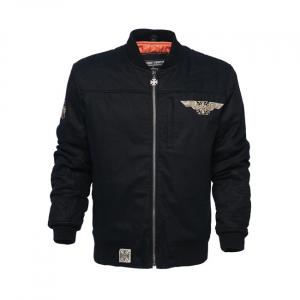 WCC Assault jacket black Male; EU size 2XL