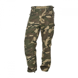 WCC M-65 CARGO PANTS CAMOUFLAGE MALE; EU SIZE S