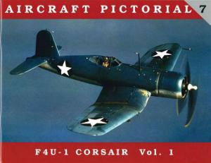 F4U-1 CORSAIR VOL 1