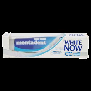 MENTADENT White Now CC Dentifricio 75ml