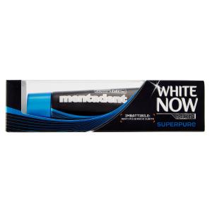 MENTADENT White Now Men Super Pure Dentifricio 75ml