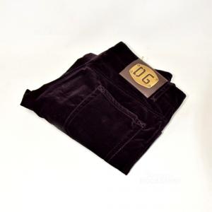 Pantalone Donna Dolce E Gabbana Tg 40