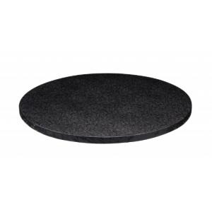 Cakeboard nero 30 cm