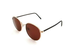 Smos Polarized  OS5 51-21 Round Brown