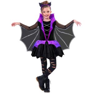 Ragazza Pipistrello  8 - 10 anni