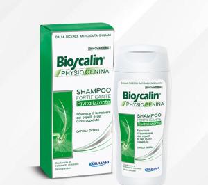 Bioscalin® Physiogenina Shampoo Rivitalizzante Uomo e Donna