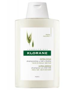 Klorane Shampoo al latte d'avena 400 ml