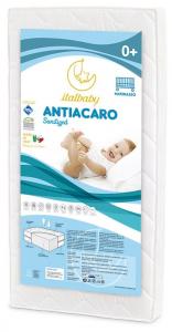 Materasso Lettino Antiacaro 0m+ Italbaby
