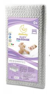 Materasso Lettino Massage 0m+ Italbaby