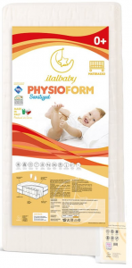 Materasso Lettino Physioform Latex 0m+ Italbaby