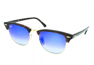 RAY BAN RB 3016 990/79 51-21 CLUBMASTER UNISEX