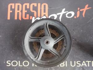 CERCHIO ANTERIORE USATO KYMCO DOWNTOWN 300I ABS ANNO 2012