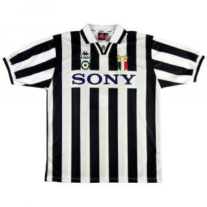 1995-96 Juventus Maglia Home L (Top)