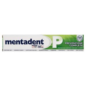 MENTADENT P Prevenzione Completa Dentifricio 75 + 25 ml