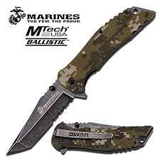 Coltello Marine S4.5