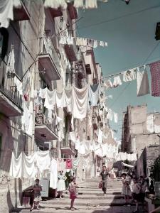 Scalinatella a Napoli, 1950