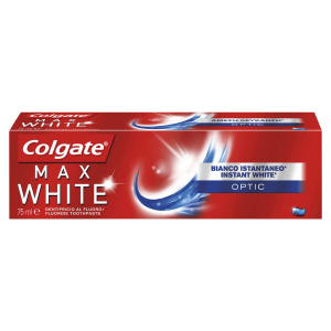 COLGATE Max White Optic Dentifricio 75ml