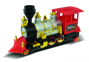 Reel Toys - Alabama Express Train Model