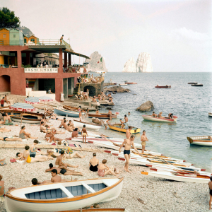 Capri, anni Sessanta
