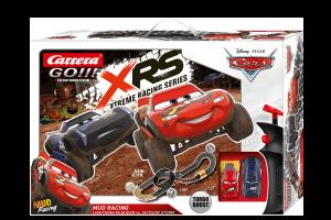 CARRERA GO!!! DISNEY PIXAR CARS MUD RACING cod. 20062478