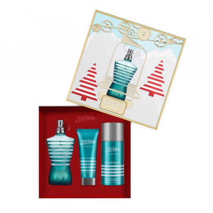 Jean Paul Gaultier Le Male Eau De Toilette Spray 125ml Set 3 Parti 2019
