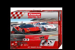 CARRERA DIGITAL 143 GT RACE CLUB cod. 20040039