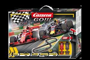 CARRERA GO!!! RACE TO WIN cod. 20062483