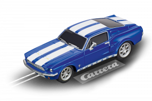 CARRERA FORD MUSTANG '67 - RACING BLUE cod. 20064146