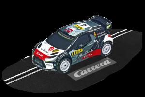 CARRERA GO!!! CITROEN DS3 WRC CITROEN WRT, ST.LEFEBVRE cod. 20064156