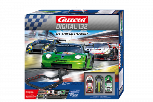 CARRERA DIGITAL 132 GT TRIPLE POWER cod. 20030007
