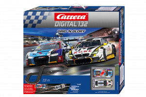 CARRERA DIGITAL 132 GRID 'N GLORY cod. 20030010