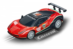 CARRERA DIGITAL 143 FERRARI 488 GT3 AF CORSE nO.488 cod. 20041424