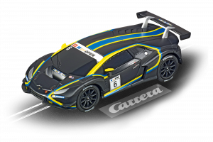 CARRERA DIGITAL 143 2015 LAMBORGHINI HURACAN GT3 VINCENZO SOSPIRI RACING No.6 cod. 20041425