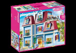 PLAYMOBIL GRANDE CASA DELLE BAMBOLE 70205