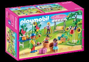 PLAYMOBIL FESTA DI COMPLEANNO DEI BAMBINI 70212