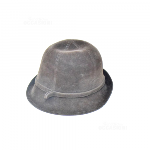 Cappello Marrone Mayser Made In Italy