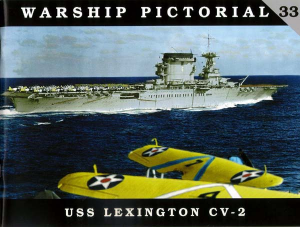 USS LEXINGTON CV-2