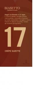 Tavoletta 17: Crépe Suzette