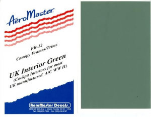 UK INTERIOR GREEN
