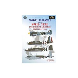 WWII 2ND TACTICAL AIR FORCE 1944-45