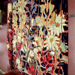 Tappeto Tibetanto Colorato 250*210