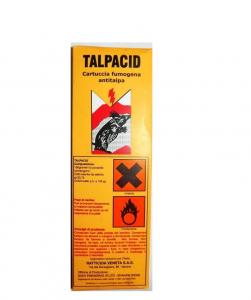 Repellente Per Talpe Cartucce Fumogene