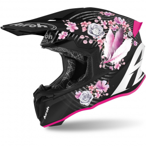 CASCO MOTO CROSS AIROH TWIST 2.0 2020 MAD MATT TW2M54