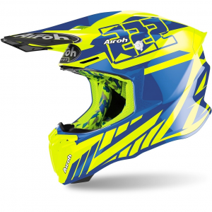 CASCO MOTO CROSS AIROH TWIST 2.0 2020 REPLICA CAIROLI 2020 TW2RC41