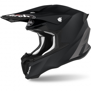 CASCO MOTO CROSS AIROH TWIST 2.0 2020 COLOR BLACK MATT TW211